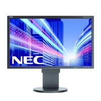 NEC MultiSync E223W (Schwarz)
