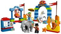 Lego Duplo 10504 - Großer Zirkus (Mehrfarbig)