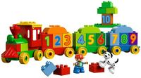 Lego Duplo 10558 - Zahlenzug (Mehrfarbig)