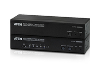Aten CE775 Audio- / Video-Extender (Schwarz)