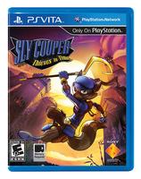 Sony Sly Cooper: Jagd durch die Zeit, PS Vita