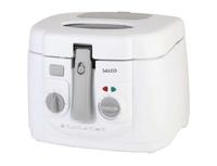 Salco 90450 Fritteuse (Weiß)
