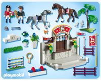 Playmobil 5224 - Reitturnier (Mehrfarbig)