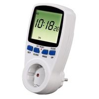 Hama 00108838 Elektrischer Timer (Weiß)