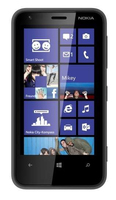 Nokia Lumia 620 Schwarz (Schwarz)