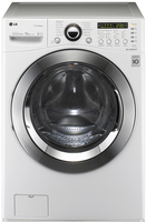 LG F1255FD Waschmaschine (Weiß)