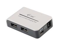 iTEC U2HUB412 Hub (Weiß)