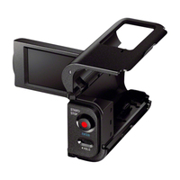 Sony AKA-LU1 Kamera Kit (Schwarz)