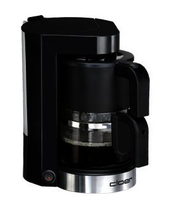 Cloer 5990 Kaffeemaschine (Schwarz)