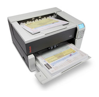 Kodak i3400 Scanner (Schwarz)
