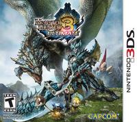 Nintendo Monster Hunter 3 Ultimate, 3DS