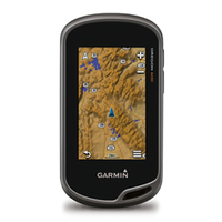 Garmin Oregon 600 (Schwarz, Grau, Orange)