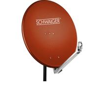 Schwaiger SPI710.2 Satellitenantenna (Rot)