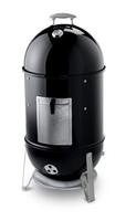 Weber Smokey Mountain Cooker 47cm (Schwarz, Silber)