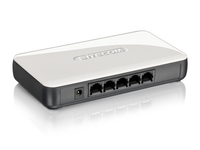 Sitecom LN-120 Gigabit Switch 5 Port (Weiß)