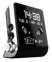 Thomson CT390 Uhr Digital Schwarz Radio (Schwarz)