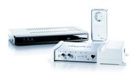 Devolo dLAN TV SAT Starter Set (Weiß)