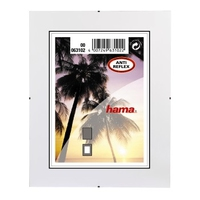 "Hama Frameless Picture Holder ""Clip-Fix"", Antireflex, 10,5 x 15 cm"