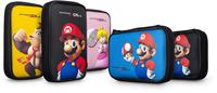Bigben Interactive Mario (Schwarz, Blau, Pink, Gelb)