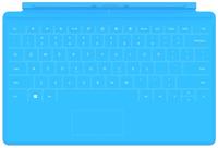 Microsoft Touch Cover (Blau)
