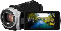 JVC GZ-EX515BEU Digitale Videokamera (Schwarz)