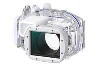 Panasonic DMW-MCTZ40E Kameratasche (Grau, Transparent, Weiß)