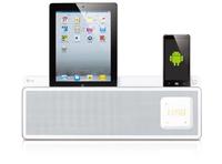 LG ND5521 docking speaker (Weiß)
