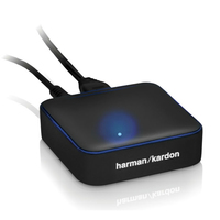 Harman/Kardon BTA 10-EU AV receiver (Schwarz)