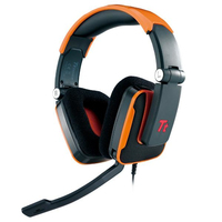 Tt eSPORTS Shock (Schwarz, Orange)