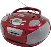 Soundmaster SCD 5850 MP3 (Rot)
