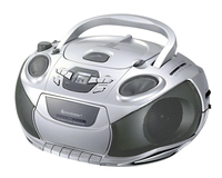 Soundmaster SCD 5850 MP3 (Silber)