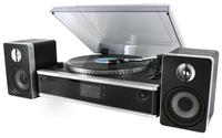 Soundmaster PL 875 (Schwarz, Silber)