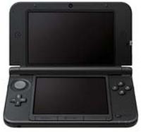 Nintendo 3DS XL (Schwarz)