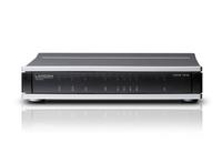 Lancom Systems 1781VA Eingebauter Ethernet-Anschluss VDSL2 Schwarz Kabelrouter (Schwarz)