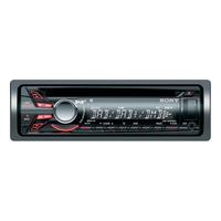 Sony CDX-DAB500U Auto-CD/DVD Tuner (Schwarz)
