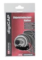 digiCAP 9867 Objektivdeckel (Schwarz)