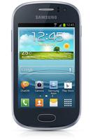 Samsung Galaxy Fame GT-S6810 4GB Blau (Blau)