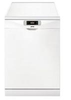 Smeg LVS367B Spülmaschine (Weiß)
