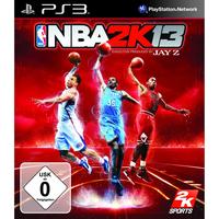 2K NBA 2K13, PS3