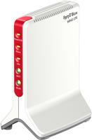 AVM FRITZ!Box 6842 LTE, DE WLAN Eingebauter Ethernet-Anschluss Rot, Weiß (Rot, Weiß)