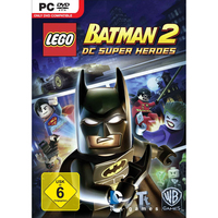Warner Bros LEGO Batman 2 DC Super Heroes, PC