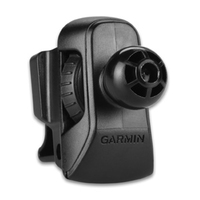 Garmin Air Vent Mount (Schwarz)