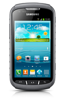 Samsung Galaxy Xcover 2 GT-S7710 Grau (Grau)