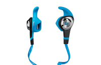 Monster Cable iSport Strive (Schwarz, Blau)