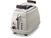 DeLonghi CTOV 2103.BG Toaster (Cream)