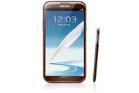 Samsung Galaxy Note II GT-N7100 16GB Braun (Braun)