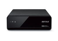 Buffalo Media Hard Drive USB3.0 2.0TB (Schwarz)