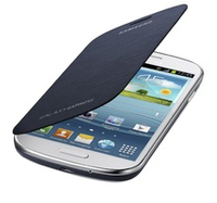 Samsung Flip cover Galaxy Express (Blau)