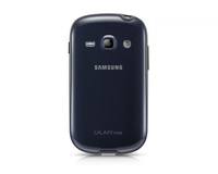 Samsung Cover Galaxy Fame (Blau)