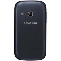 Samsung Cover Galaxy Young (Blau)